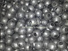 Сетевые свинцовые грузила 12 грамм