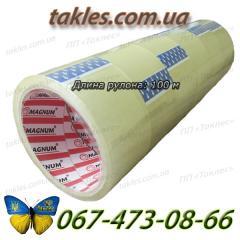 Скотч упаковочный (длина намотки 100 м)