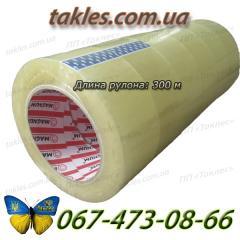 Скотч упаковочный (длина намотки 300 м)