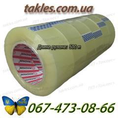 Скотч упаковочный (длина намотки 500 м)