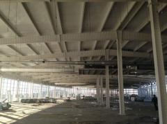 Входной павильон в Олимпийский парк