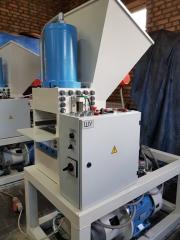 Пресс ПАК-100 для изготовления ЛЕГО кирпича