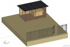 البيت المشاريع