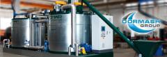 Установка циклического действия для производства ПБВПроизводительность 12-15 т/ч