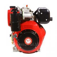 Двигатели WEIMA WM186FBS(R) (вал ШПОНКА, ...
