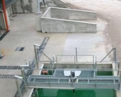 Рециклинг остатков бетонной смеси Ecocal Venti