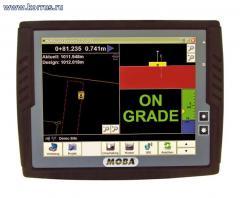 Система спутникового наведения землеройной техники 3D GNSS