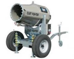 Установка для подавления пыли DF3000