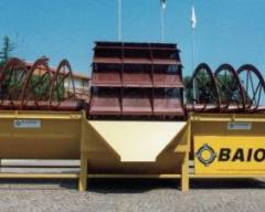 Ковшовый рекуператор Baioni