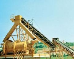 Мельница для производства песка Baioni