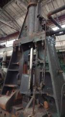 M212 Hammer forging steam-air, MPCh of 2000 kg, double action of arch type