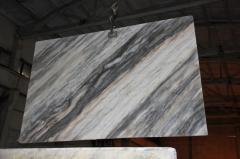 Мрамор Nero Bianco толщина 20мм