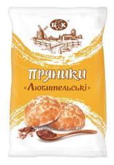 """Пряники """"Любительские"""" в сахарной глазури. Весовые - 4,5 кг., Срок хранения 4 мес. ГОСТ"""
