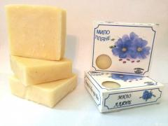 Handgefertigte Seife