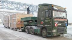 Платформы грузовые