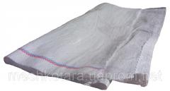 Мешок полипропиленовый белый 55х105 см,  50...