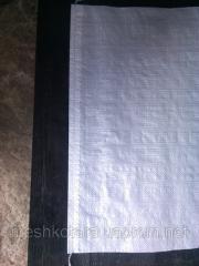 Полипропиленовый мешок 55х105 60кг мучной