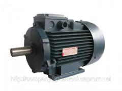 Electric motors are industrial