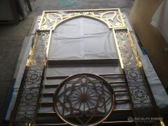Balconies decorative for hotels, restaurants,