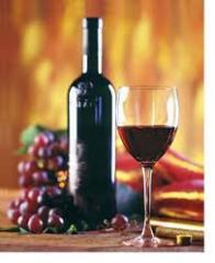 Виноматериал столовый сухой розовый, Россия