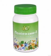Полиэнзим 8 Костно-мышечный 280 г - диетическая