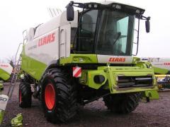 Комбайны зерноуборочные CLAAS LEXION 560