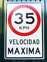 Знаки обозначения габаритов транспортных средств