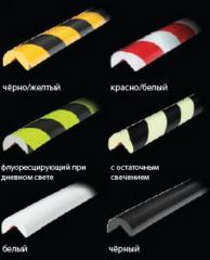 The protective KNUFFI® profiles shining,