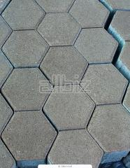 Тротуарная плитка, Производство тротуарной плитки,