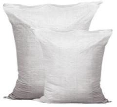 Пищевой белый мешок полипропиленовый