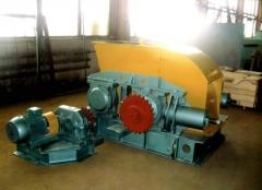 Equipment for crushing of raw materials: Rollers
