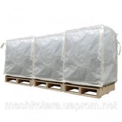 Мешок биг-бег с ребрами жесткости 100*100*150см, 4 петли, Ф НК