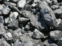 Coal EXPERT anthracite the ash-content of 5,0-6,0%