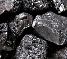 Coal anthracite of the joint-stock company