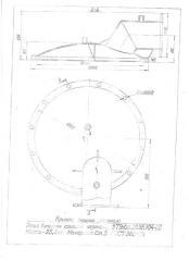 Изготовление  крышек теплообменника 2ТЭ10Л, М62