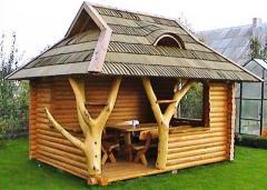 Houses design wooden