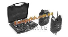 Набор сигнализаторов безпроводних Carp Expert Tarantula (4+1) 200м