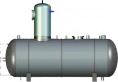 Деаэратор атмосферный ДА-5 – ДА-300