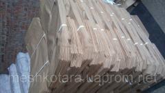 Papieren zak 25 kg maïs, 100 x 49,5 h9sm, 3-laags