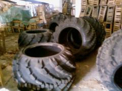 Tires 1140*700 Ya-170A (YaShZ) model
