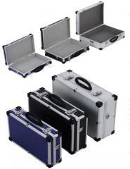 Ящик-кейс для инструментов - алюминиевый