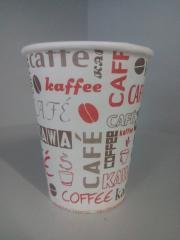 Бумажный стакан  CAFE, 175 мл