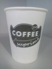 "Бумажный стаканчик 240 мл ""Coffee"""