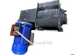 Crusher (grinder) of clay, cement, sugar,
