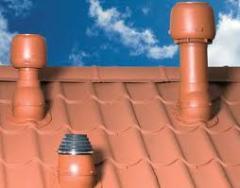 Системи вентиляції скатних покрівель. Виготовлення