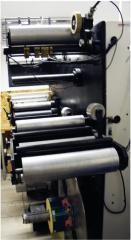 Высечка этикетки Rotoflex DSI 330
