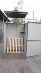 Летний душ (душевая кабина для дачи) цена от