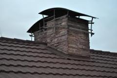 Шпили и верхушки на крышу в Харькове цена