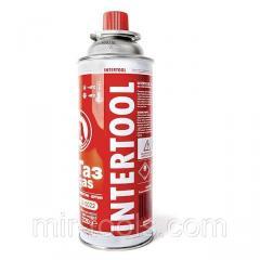 Баллон газовый 220 г INTERTOOL GS-0022 Intertool