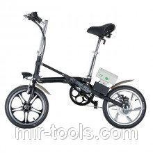 Велосипед раскладной электрический INTERTOOL SS-0011 Intertool